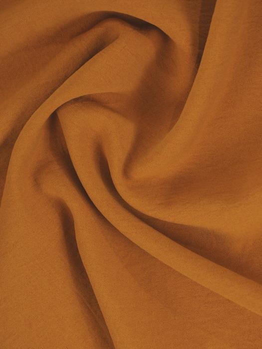 Bawełniana bluzka z luźnymi, podwijanymi rękawami 22100