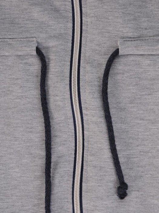 Bluza z wyszczuplającym ściągaczem 17489.