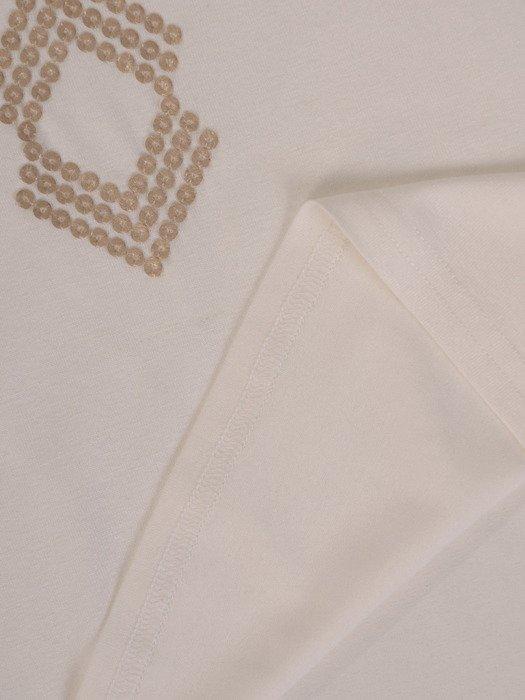 Bluzka z cekinowym wzorem Alena I