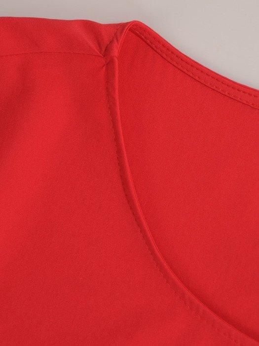 Bluzka z modnymi rękawami Delfina XI.