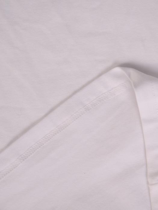 Dzianinowa bluzka z głębokim dekoltem 20393