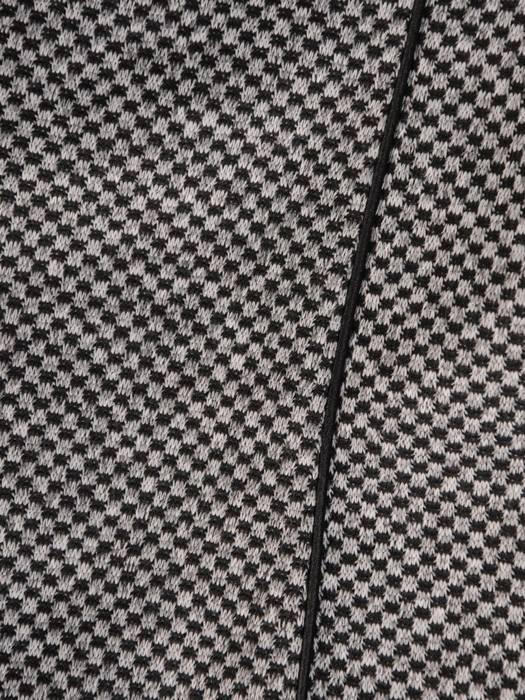 Dzianinowy żakiet damski zapinany na guziki 28120