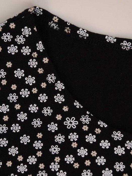 Elastyczna bluzka z dzianiny 26251