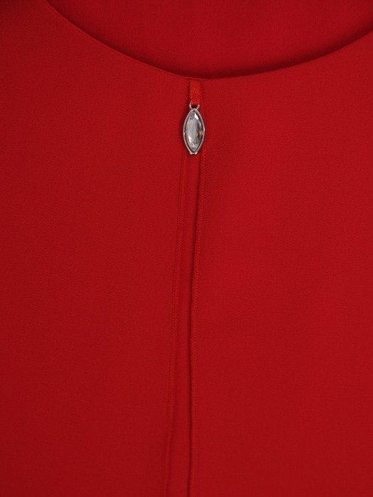 Elegancka bluzka wizytowa z szyfonu Emanuela II.