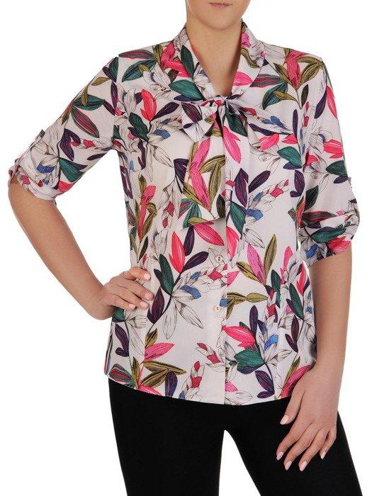 Elegancka bluzka z atrakcyjnym wiązaniem Selma VII.