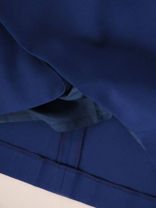 Elegancka spódnica trapezowa z kieszeniami 30347