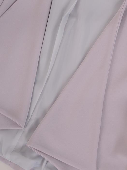 Elegancka sukienka z lekką narzutką 22279