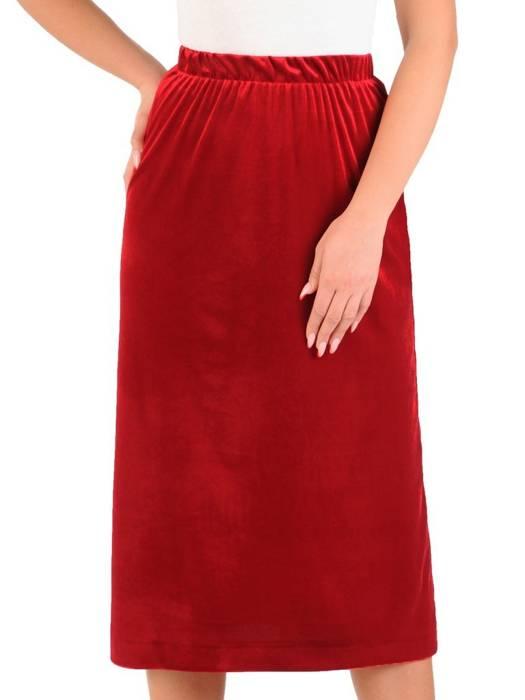 Karnawałowy elegancki komplet, koronkowa bluzka ze spódniczką 28047