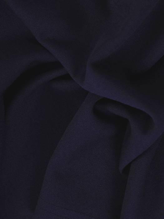 Klasyczna prosta sukienka z dzianiny 27405