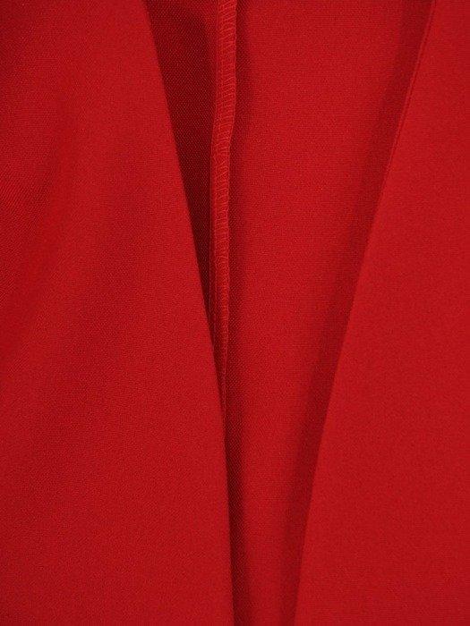 Klasyczny czerwony żakiet 25156