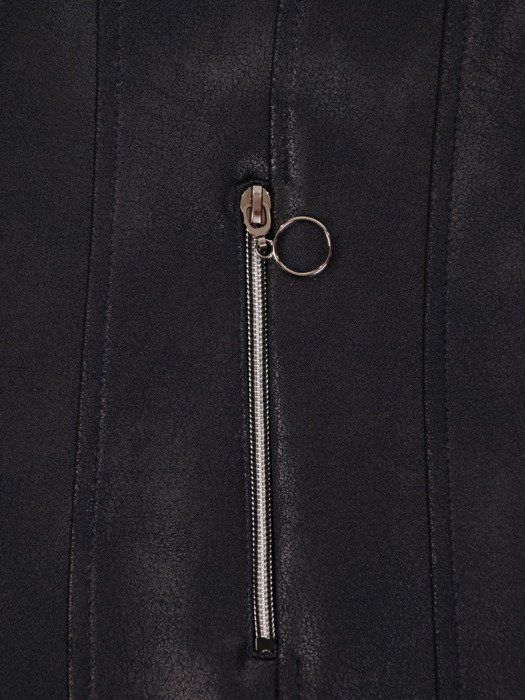 Kolekcja 28680 granatowy żakiet ze spódnicą