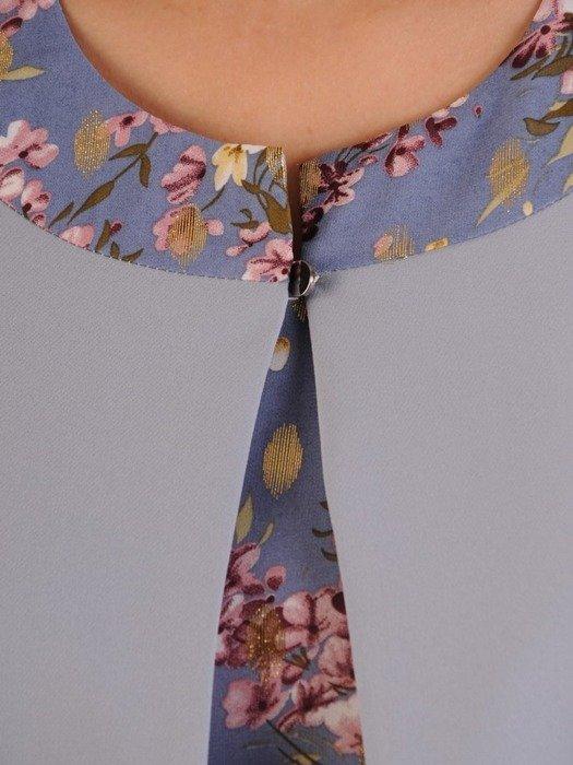 Kostium damski, zwiewna sukienka z żakietem 26116