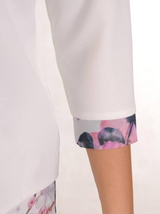 Kostium damski, zwiewna sukienka z żakietem 28166