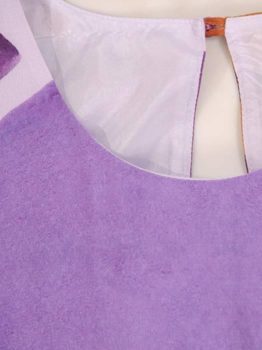 Letnia sukienka maxi, zwiewna kreacja z kieszeniami 30079