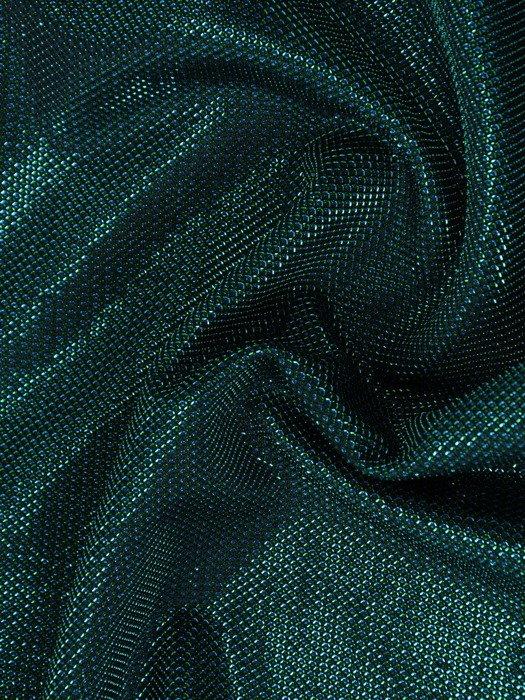 Modna bluzka z połyskującej tkaniny 19158