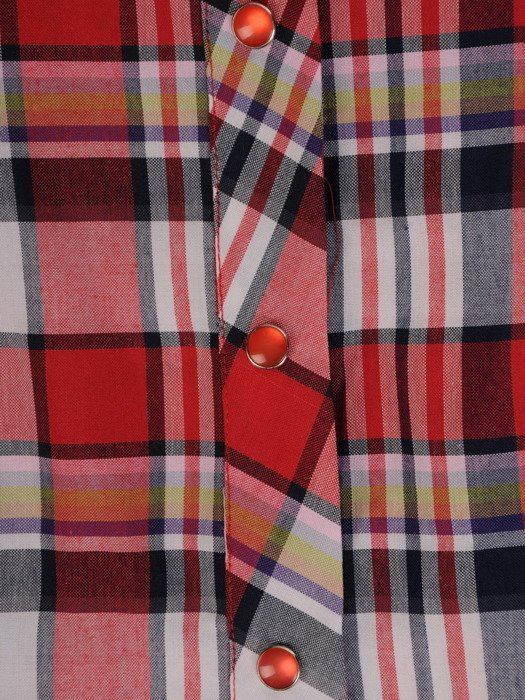 Modna koszula w kratkę 19814