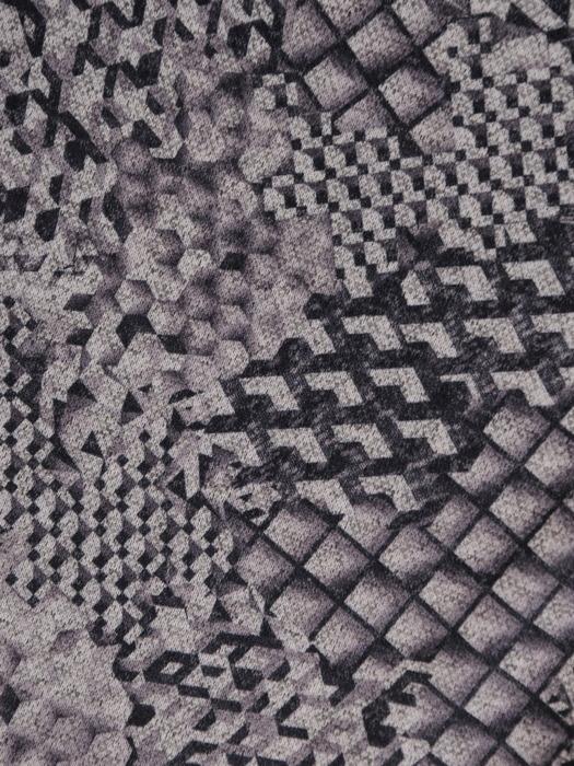 Prosta tunika w geometryczny wzór Innocenta IV.