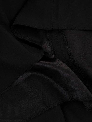 Rozkloszowana spódnica z szyfonu Patrycja