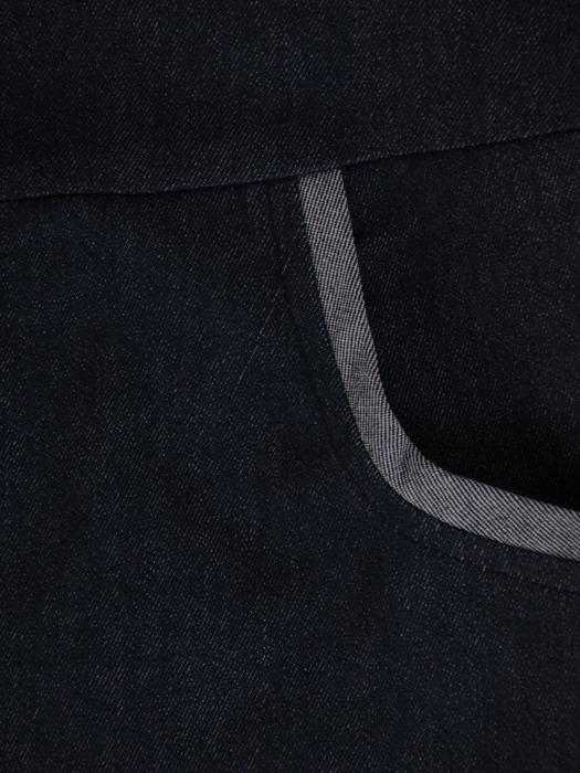 Spódnica z szerokimi lamówkami Eryka II