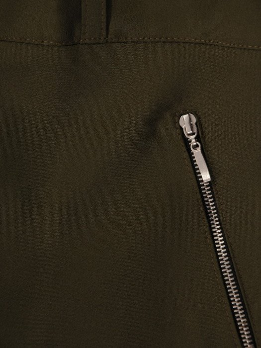 Spodnie z ozdobnymi suwakami Anastazja V