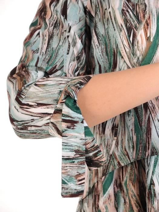 Sukienka damska, wizytowa kreacja w luźnym fasonie 28946