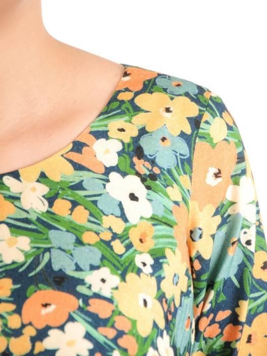 Sukienka damska, wizytowa kreacja w luźnym fasonie 29523
