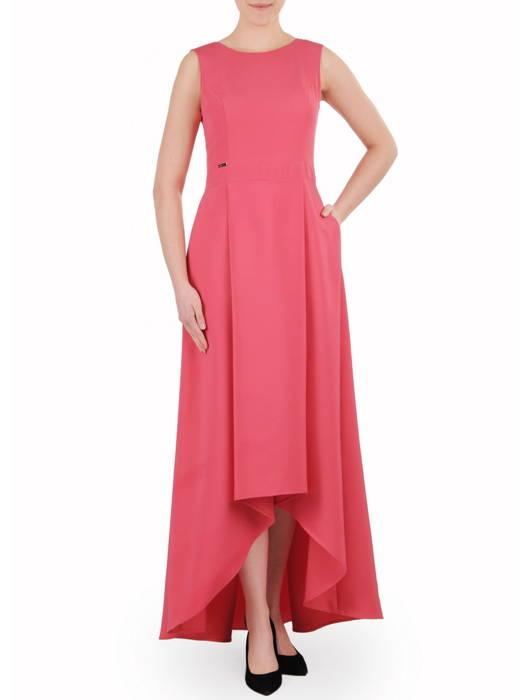 Sukienka na wesele Taissa IV, letnia kreacja w modnym fasonie.