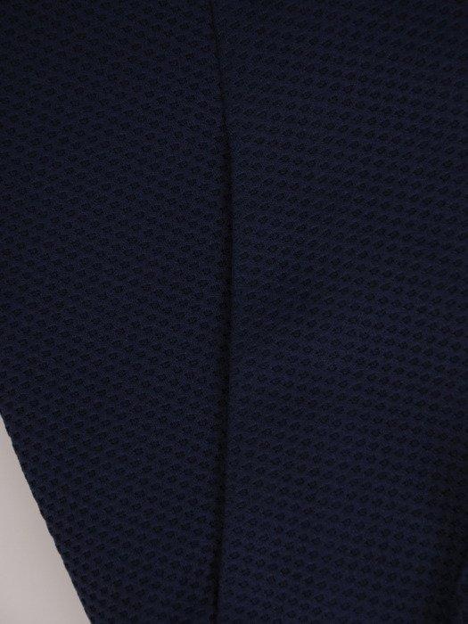 Sukienka tuba Mirona XXX, wyszczuplająca kreacja maskująca brzuch.