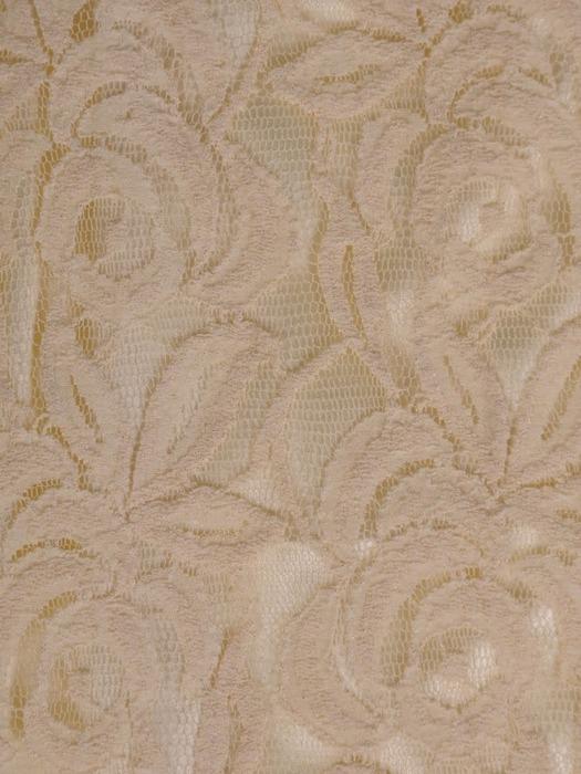 Sukienka wyjściowa, waniliowa kreacja z koronki 20866.