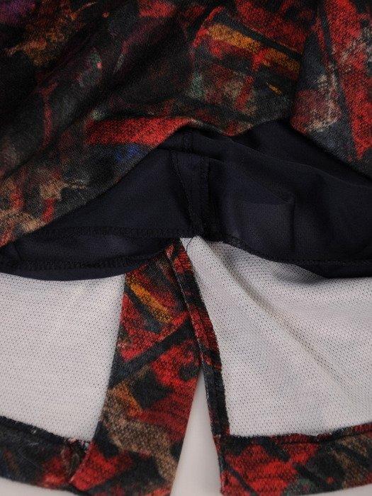 Sukienka z ozdobnym suwakiem przy dekolcie 18486.
