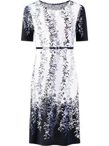 Sukienka z paskiem Zoja II.