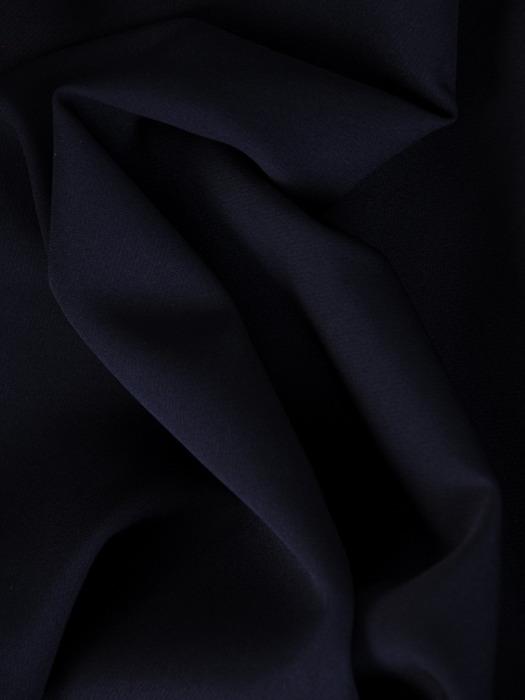 Sukienka z tkaniny i gipiury, kreacja w rozkloszowanym fasonie 22833