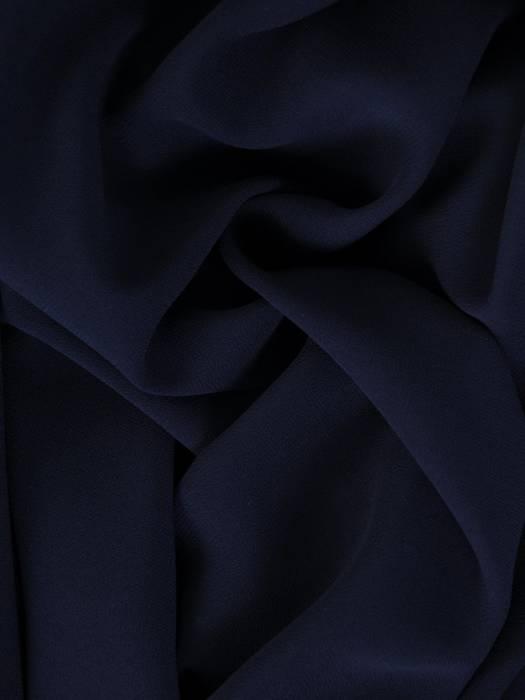 Suknia z dekoracyjnym topem, rozkloszowana kreacja wieczorowa  27407
