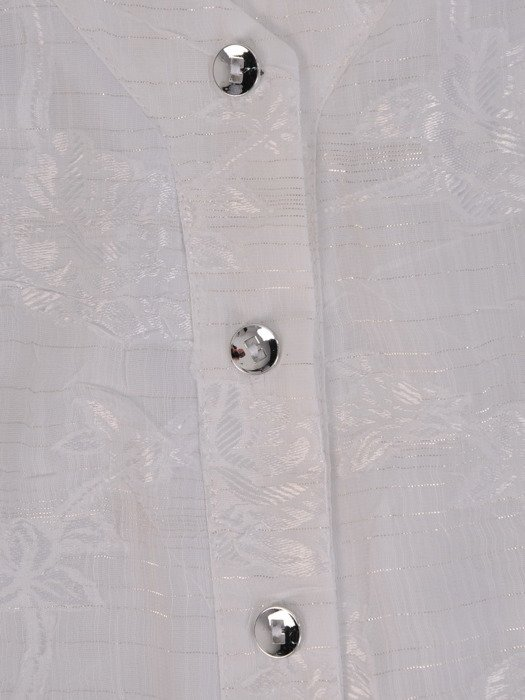 Tunika z ozdobną falbaną Malwa.