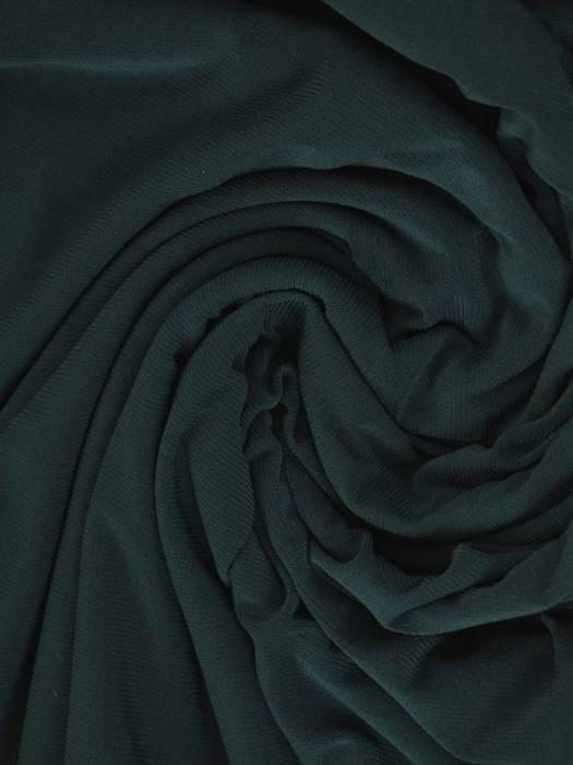 Zielona sukienka midi, elegancka kreacja z rozcięciem 27093