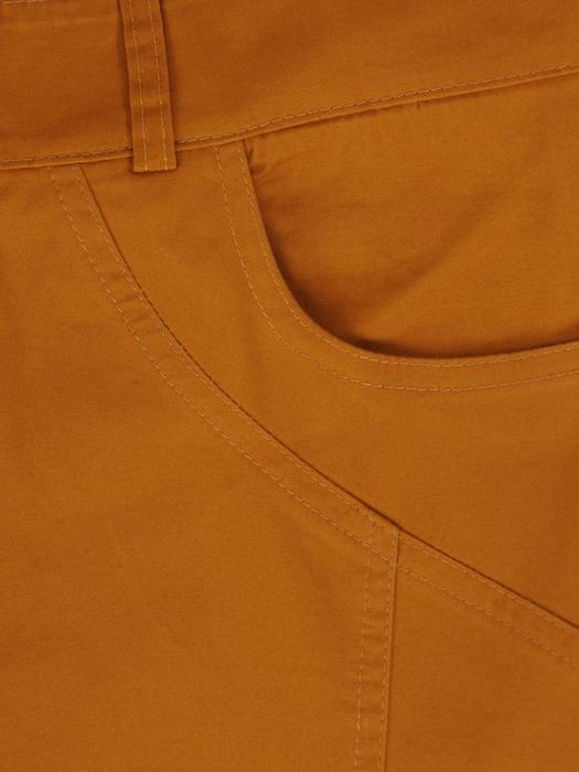 Żółte spodnie z kieszeniami 20265