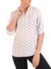 Bluzka koszulowa ze stójką 29561
