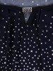 Bluzka z dzianiny z ozdobnym dekoltem 26201