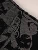 Dzianinowa spódnica damska na jesień 27079