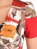 Dzianinowa sukienka w oryginalny wzór 29239