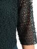 Elegancka sukienka o długości maxi w odcieniu butelkowej zieleni 30874