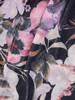 Komplet damski z szyfonową, asymetryczną bluzką 29170