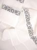 Luźna tunika zdobiona cyrkoniami i dżetami 30705