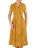 Nowoczesna sukienka kopertowa 25312