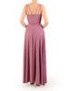 Rozkloszowana sukienka na wesele, brokatowa kreacja z paskiem 30680