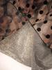 Rozkloszowana sukienka z bufiastymi rękawami i tiulową spódnicą 30851