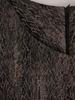 Sukienka damska Soleo III, jesienna kreacja z oryginalnej tkaniny.