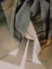 Sukienka damska, prosta kreacja z tkaniny 26384