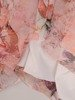 Sukienka kopertowa, zwiewna kreacja z szyfonu 25530