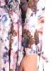 Sukienka maxi, elegancka kreacja z rozcięciem 30105